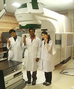 放射線治療イメージ