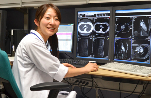 三重大学 放射線医学教室イメージ